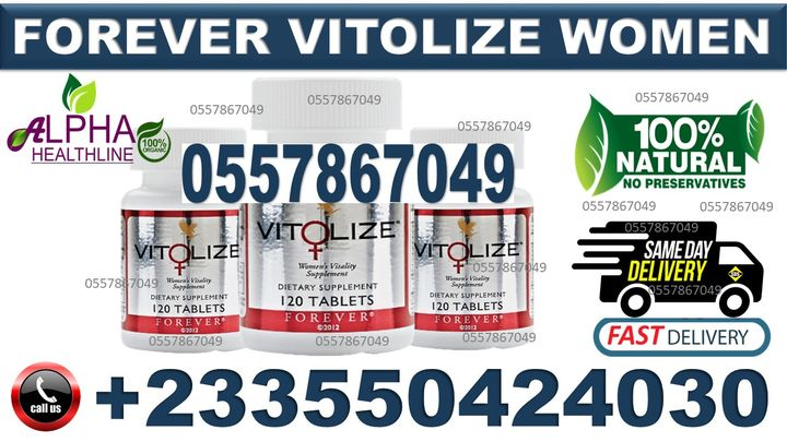 It's now easier to call Price of Forever Vitolize Women in Kumasi.