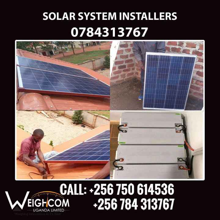 Solar PV panel installation and Sizing Mpererwe, Gayaza updated their website address.
