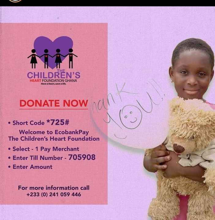 Photos from The children's Heart Foundation Ghana's post