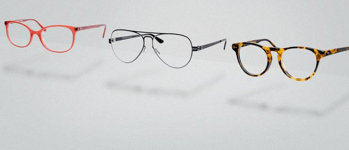 Topology Eyewear updated their info in the about section.