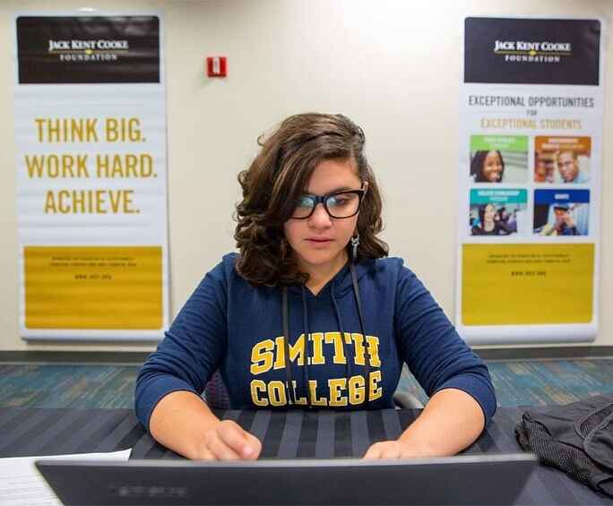 Photos from The Jack Kent Cooke Foundation's post