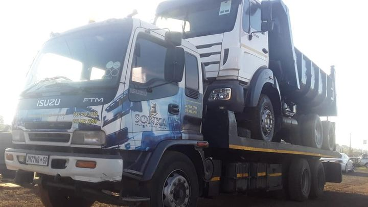 Photos from Sonka Transport's post