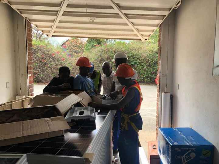 Photos from Midlands Solar's post
