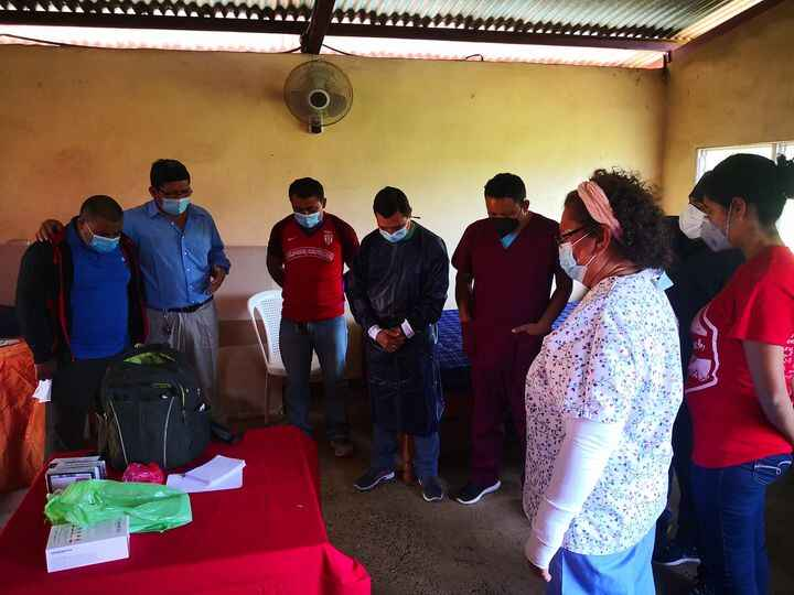 Photos from Mission's Work - Central America's post