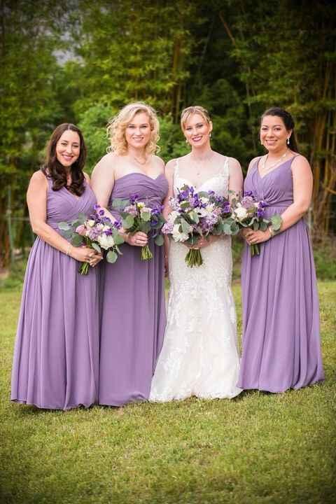 Weddings, bridals, trial runs